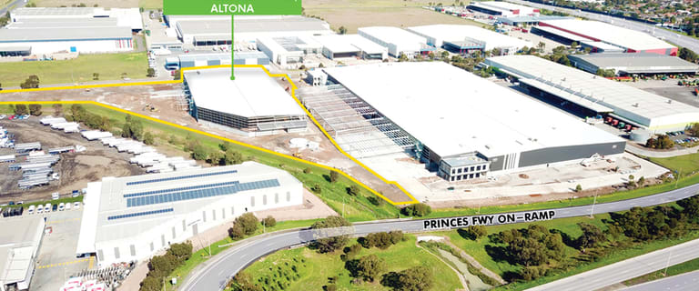 Factory, Warehouse & Industrial commercial property for lease at Warehouse C/34-58 Marshall Court Altona VIC 3018