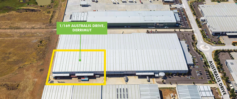 Factory, Warehouse & Industrial commercial property for lease at Unit 1/169 Australis Drive Derrimut VIC 3026
