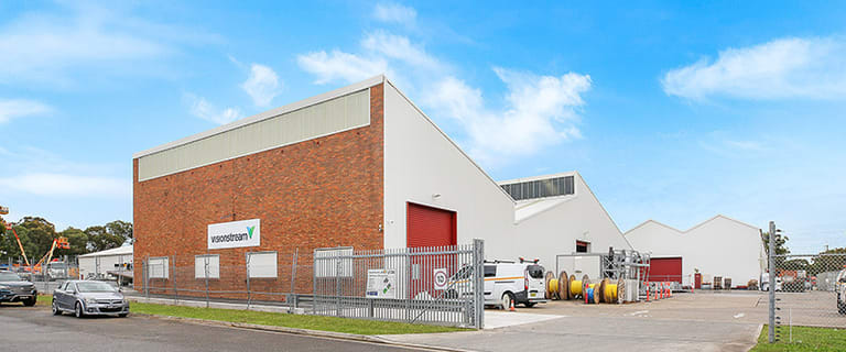 Factory, Warehouse & Industrial commercial property for lease at Warehouse 2, 1 Marple Avenue Villawood NSW 2163
