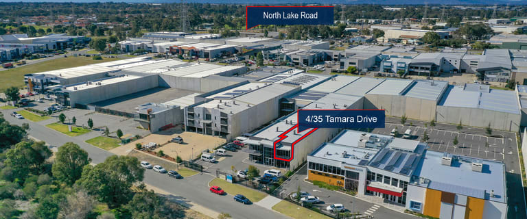 Offices commercial property for lease at 4/35 Tamara Drive Cockburn Central WA 6164