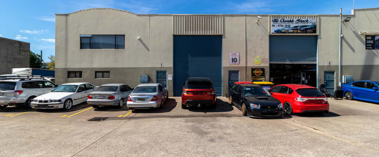 Factory, Warehouse & Industrial commercial property for lease at 5/38-44 Elizabeth Street Wetherill Park NSW 2164