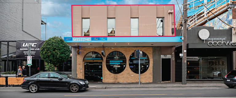 Offices commercial property for lease at Level 1/427 Church Street Richmond VIC 3121