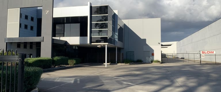 Factory, Warehouse & Industrial commercial property for lease at 7 Ordish Road Dandenong VIC 3175