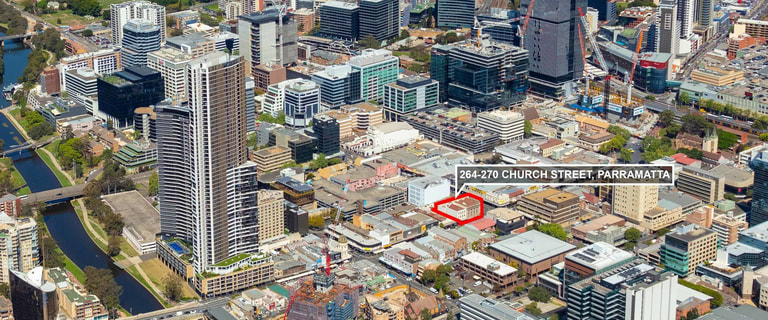 Shop & Retail commercial property for lease at 264-270 Church Street Parramatta NSW 2150