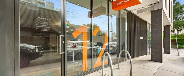 Offices commercial property for lease at 12 Montrose Street Hawthorn East VIC 3123