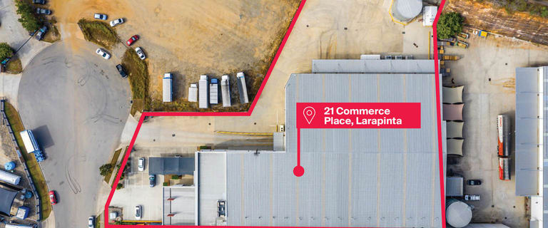 Factory, Warehouse & Industrial commercial property for sale at 21 Commerce Place Larapinta QLD 4110