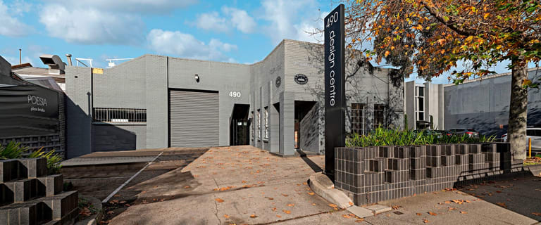 Showrooms / Bulky Goods commercial property for lease at 488-490 Swan Street Richmond VIC 3121