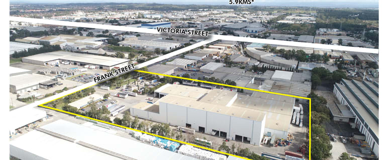 Showrooms / Bulky Goods commercial property for lease at 27 Frank Street Wetherill Park NSW 2164