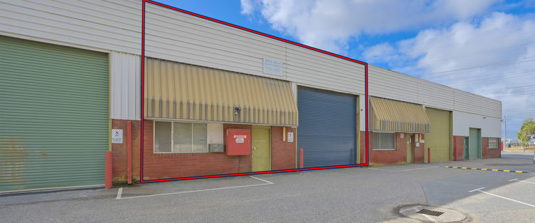 Factory, Warehouse & Industrial commercial property for lease at 5/8 Poletti Road Cockburn Central WA 6164
