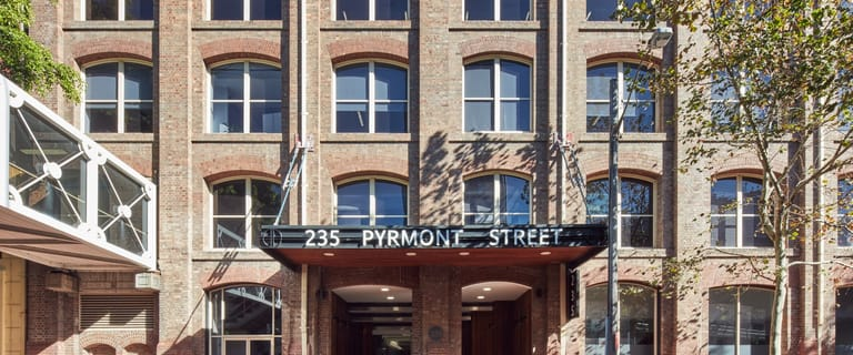 Offices commercial property for lease at Level 4/235 Pyrmont Street Pyrmont NSW 2009