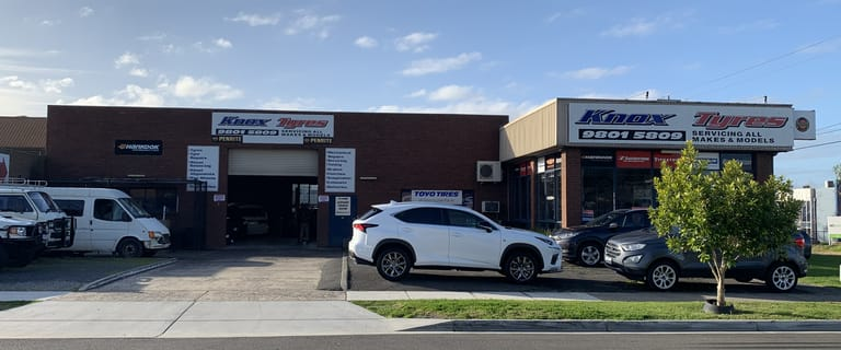 Factory, Warehouse & Industrial commercial property for lease at 12 Eastgate Court Wantirna South VIC 3152