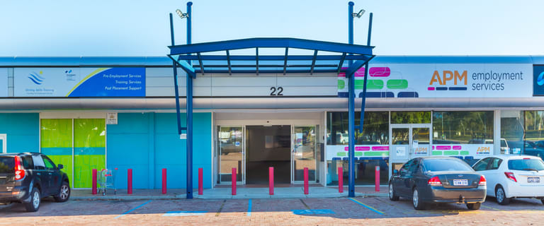 Offices commercial property for lease at 22 Chesterfield Road Mirrabooka WA 6061