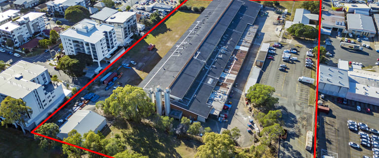 Factory, Warehouse & Industrial commercial property for lease at 466 Gympie Road Kedron QLD 4031