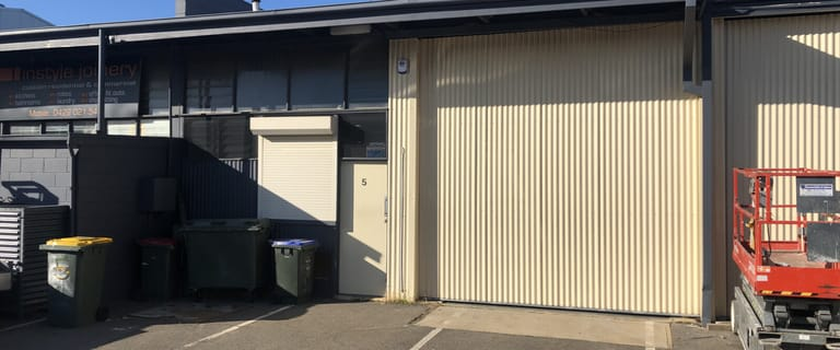 Factory, Warehouse & Industrial commercial property for lease at Unit 5, 37-39 Wodonga Street Beverley SA 5009