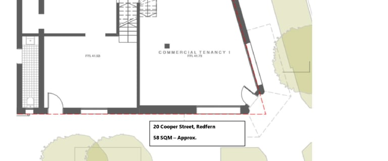Medical / Consulting commercial property for lease at 1/20 Cooper Redfern NSW 2016