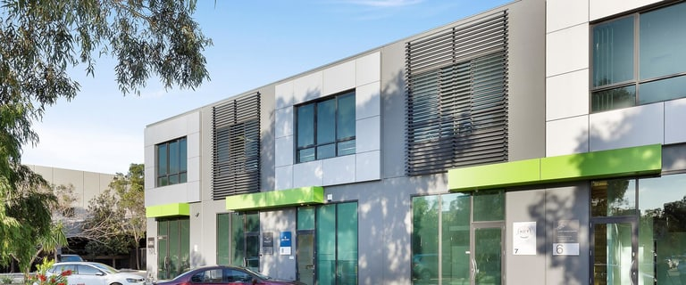 Factory, Warehouse & Industrial commercial property for lease at 7/34 Wirraway Drive Port Melbourne VIC 3207