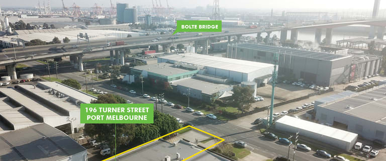 Factory, Warehouse & Industrial commercial property for lease at 196 Turner Street Port Melbourne VIC 3207