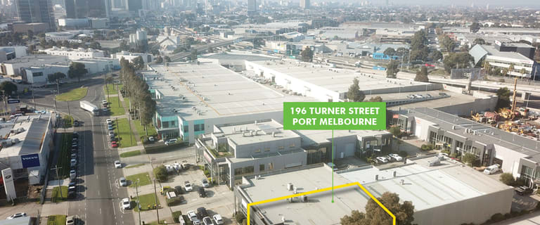 Showrooms / Bulky Goods commercial property for lease at 196 Turner Street Port Melbourne VIC 3207