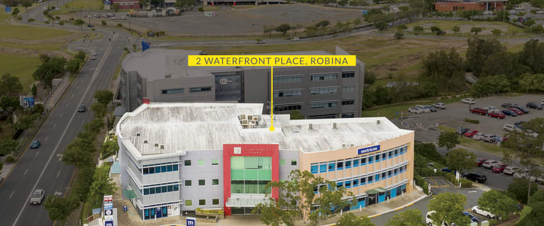 Offices commercial property for lease at 238 Robina Town Centre Drive Robina QLD 4226