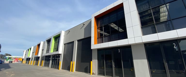 Factory, Warehouse & Industrial commercial property for lease at 3 & 5 Cubitt Way Dandenong South VIC 3175