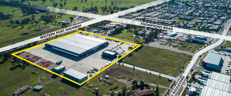 Factory, Warehouse & Industrial commercial property for lease at Part/20 Whitfield Boulevard Cranbourne West VIC 3977