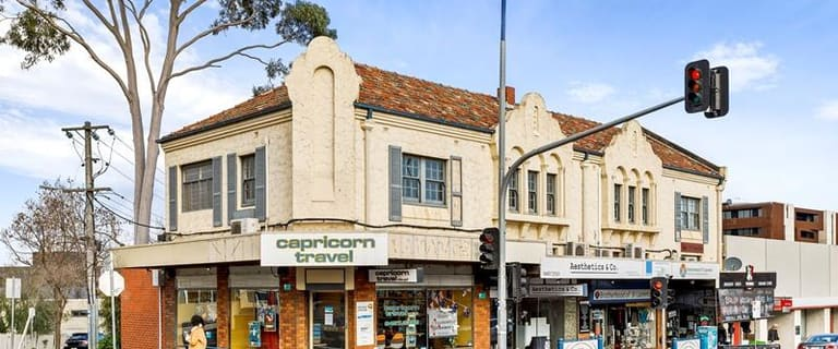 Offices commercial property for lease at 218-224 Upper Heidelberg Road Ivanhoe VIC 3079