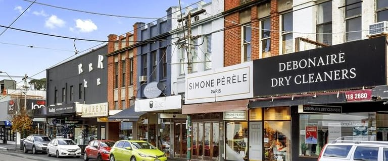 Shop & Retail commercial property for lease at 709 Glenferrie Road Hawthorn VIC 3122