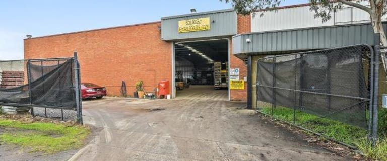 Factory, Warehouse & Industrial commercial property for lease at 42 Stephen Road Dandenong South VIC 3175