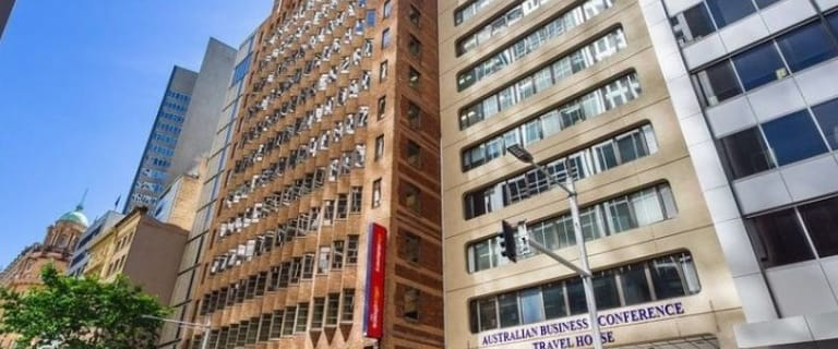 Offices commercial property for lease at 84 Pitt Street Sydney NSW 2000
