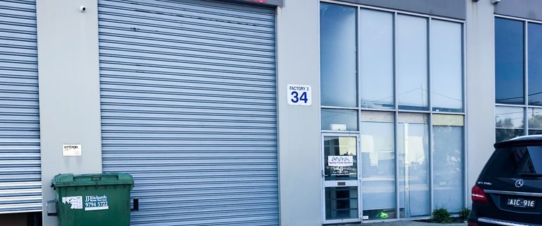 Factory, Warehouse & Industrial commercial property for lease at 3/34 Frankston Gardens Drive Carrum Downs VIC 3201