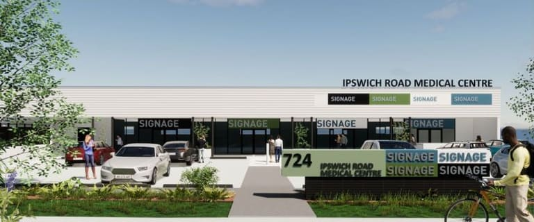 Offices commercial property for lease at 720 - 724 Ipswich Road Annerley QLD 4103