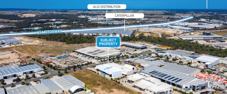 Factory, Warehouse & Industrial commercial property for lease at 1/50 Link Drive Yatala QLD 4207