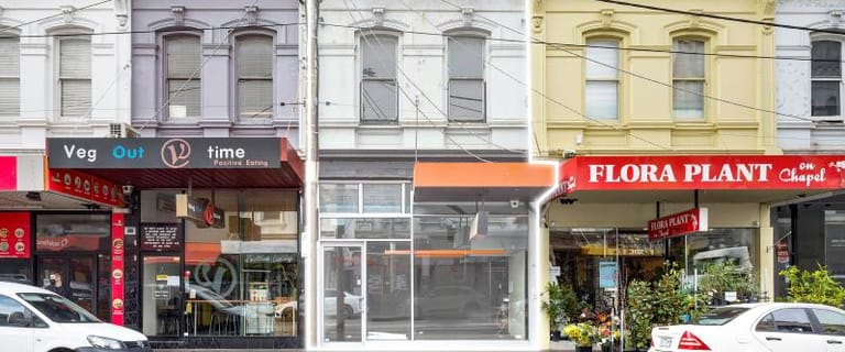 Shop & Retail commercial property for lease at 364 Chapel Street South Yarra VIC 3141
