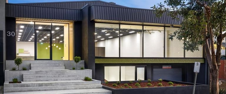 Offices commercial property for lease at 30 Hall Street Hawthorn East VIC 3123