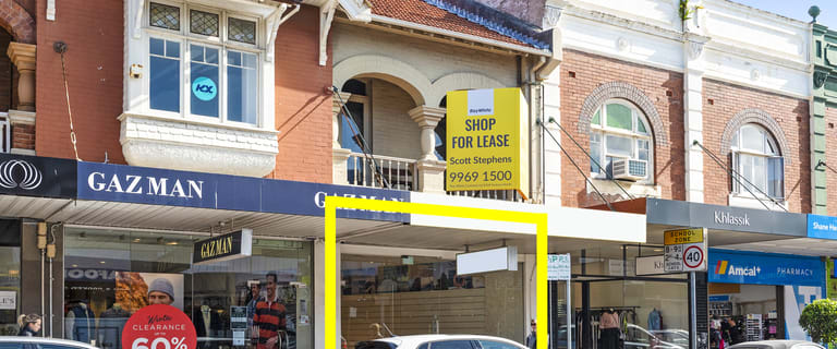Shop & Retail commercial property for lease at 787 Military Road Mosman NSW 2088