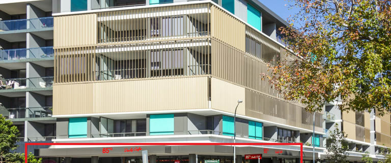 Shop & Retail commercial property for lease at 850 Bourke Street Waterloo NSW 2017
