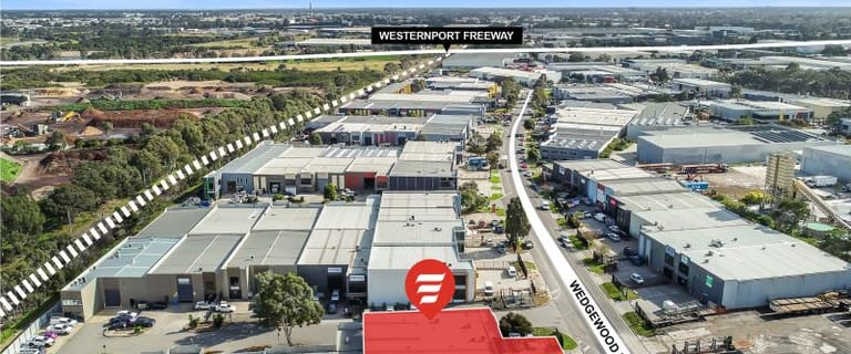 Factory, Warehouse & Industrial commercial property for lease at 139 Wedgewood Road Hallam VIC 3803