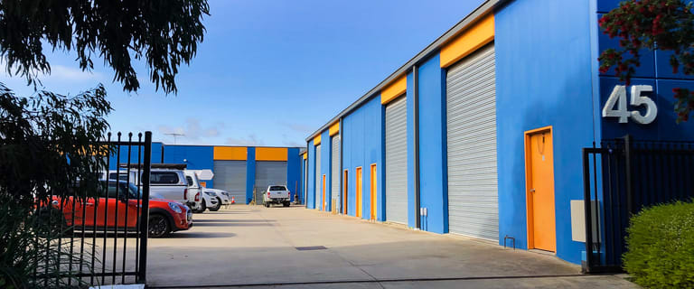 Factory, Warehouse & Industrial commercial property for lease at 1/45 Tova Drive Carrum Downs VIC 3201