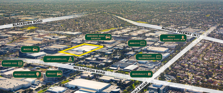 Factory, Warehouse & Industrial commercial property for lease at 1A, 1B, 2, 3 & 4/227 Wellington Road Mulgrave VIC 3170