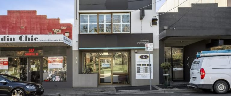 Offices commercial property for lease at Ground/269 Camberwell Road Camberwell VIC 3124