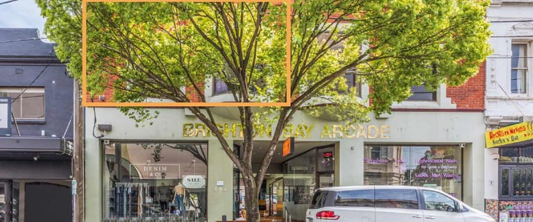 Offices commercial property sold at 1/293 Bay Street Brighton VIC 3186