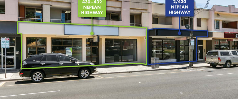 Offices commercial property for lease at 430-432 Nepean Highway Frankston VIC 3199