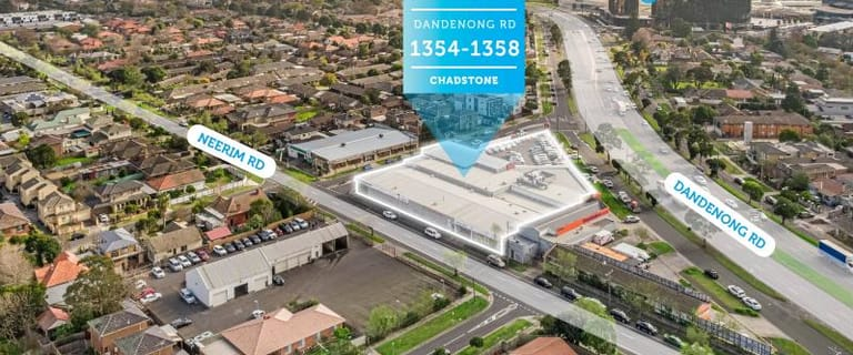 Factory, Warehouse & Industrial commercial property for lease at 1354-1358 Dandenong Road Chadstone VIC 3148