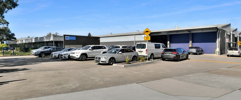 Factory, Warehouse & Industrial commercial property for lease at 1/21 Amour Street Milperra NSW 2214