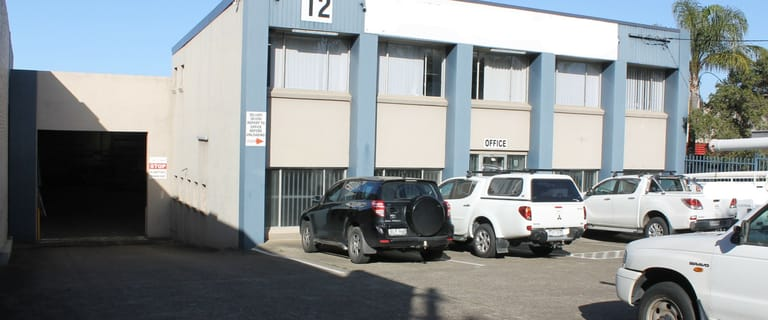 Factory, Warehouse & Industrial commercial property for lease at 12 Raglan Road Auburn NSW 2144