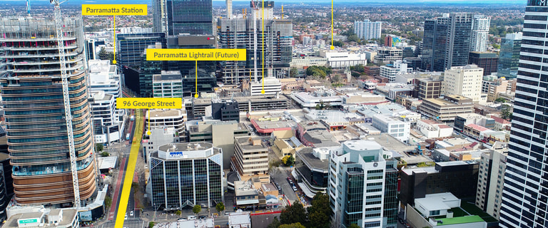 Medical / Consulting commercial property for lease at 96 George Street Parramatta NSW 2150