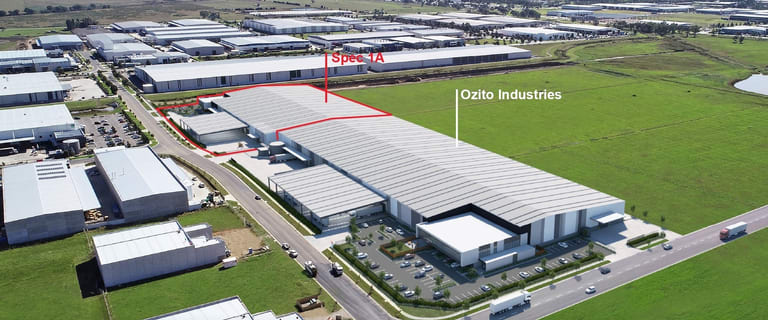 Factory, Warehouse & Industrial commercial property for lease at Rubix Connect/Spec 1A - Fox Drive Dandenong South VIC 3175