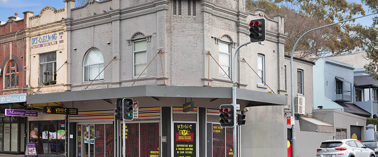 Offices commercial property for lease at Ground and Level 1/631 Elizabeth Street Waterloo NSW 2017