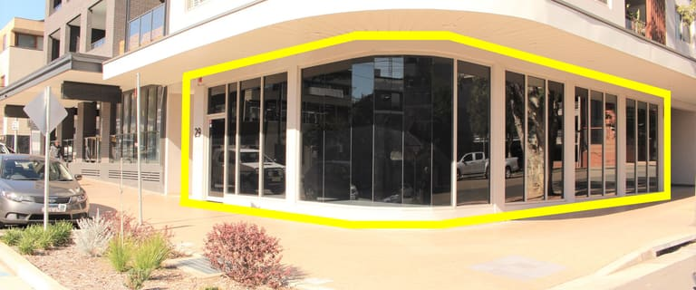 Medical / Consulting commercial property for lease at 29 Albany Street Crows Nest NSW 2065