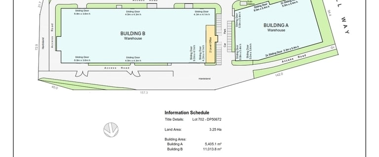 Factory, Warehouse & Industrial commercial property for lease at 99 Quill Way Henderson WA 6166